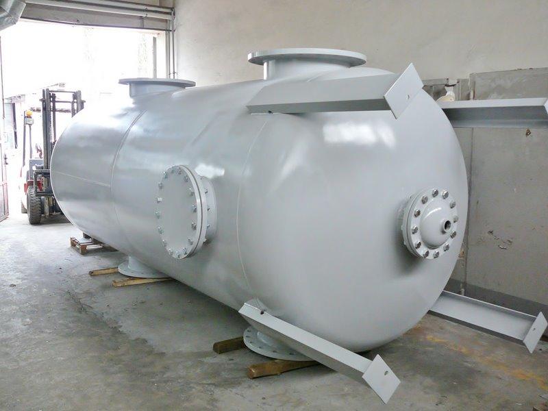 hydraulic separator DN600