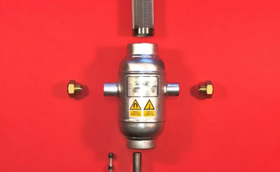 Magnetic Contamination Separator