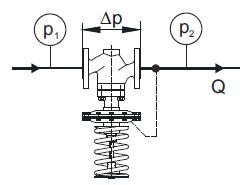 reduktor ciśnienia typ RCRB