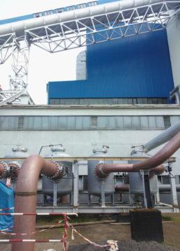 Zestaw filtroodmulników DN600