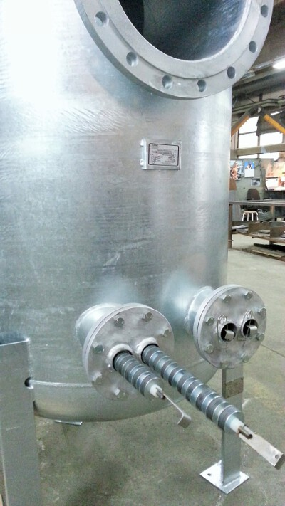 Stos magnetyczny filtroodmulnika