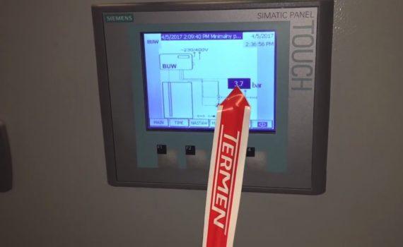 Touch Panel Siemens Sismatic