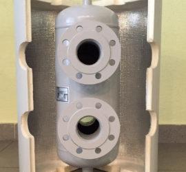 Wartownik typ SPP z izolacją PUR