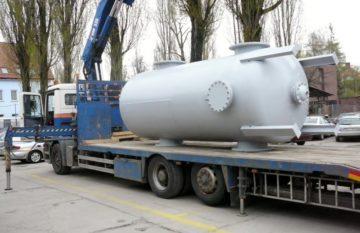 Sprzęgło hydrauliczne DN600