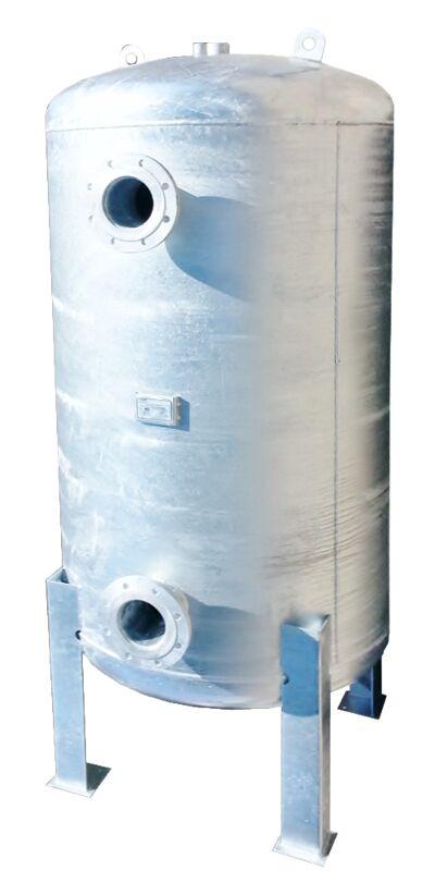 Zasobnik ciepłej wody użytkowej ocynkowany