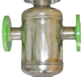 Stainless steel made strainer TerFOM type