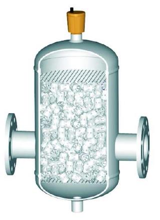 Separator mikropęcherzy powietrza SEP