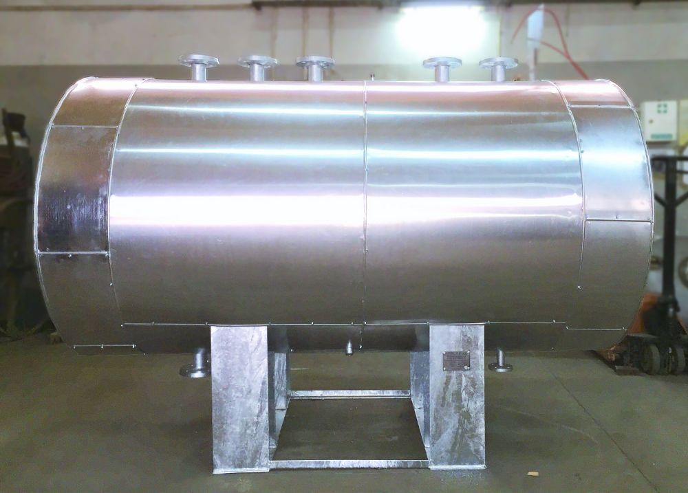 Specjalny zbiornik ciśnieniowy PGE
