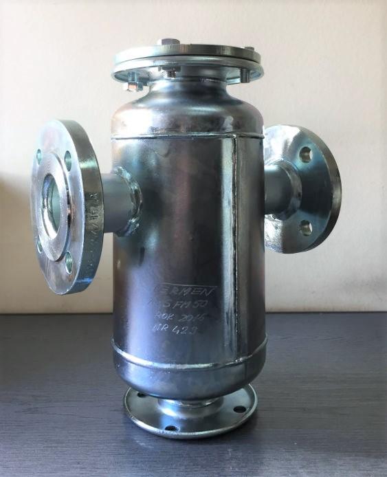 Filtroseparator