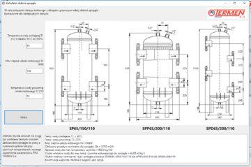 Kalkulator doboru sprzęgła hydraulicznego - przykładowe wyliczenia.