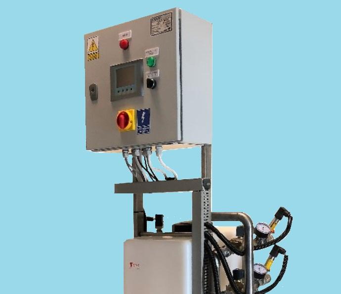 urządzenie uzupełniania cieczy BUW