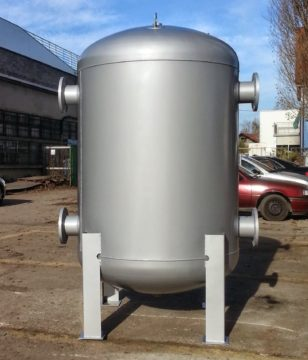 Gwarancja 10 lat na zbiorniki powietrza