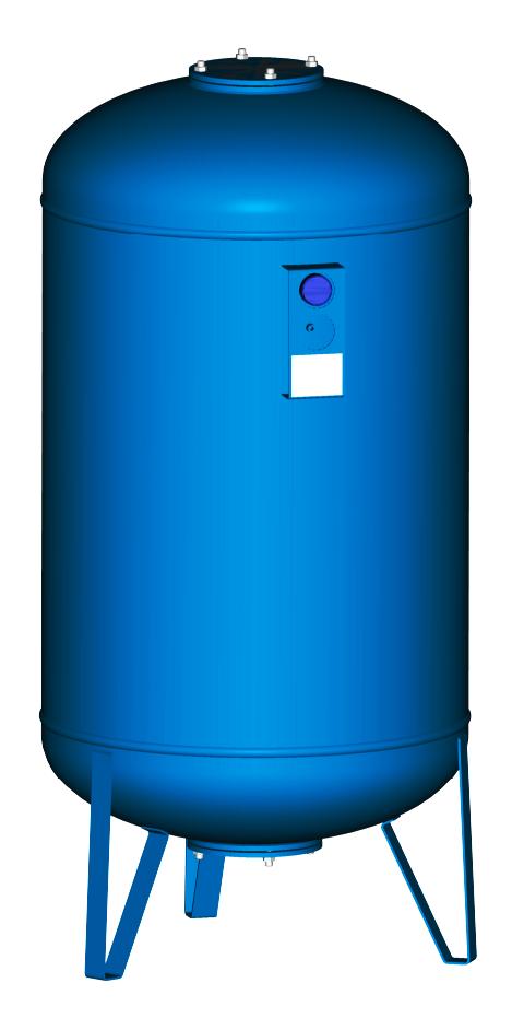 Naczynie przeponowe hydroforowe TerNPH