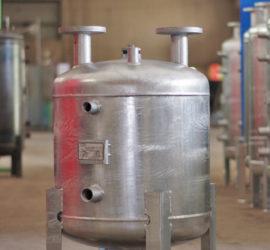 Stabilizator temperatury SCWA150 zabezpieczeny antykorozyjne ocynkiem