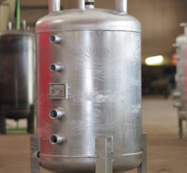 Stabilizator temperatury SCWA200 wersja ocynkowana