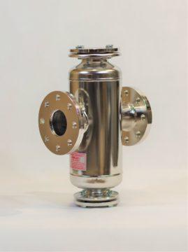 Filtroodmulnik z przepływowym filtrem magnetycznym TerFOM-LUX