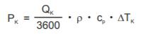 przepływ nominalny sprzęgła hydraulicznego wzór